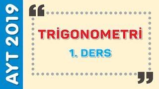 TRİGONOMETRİ 1. DERS - EMRAH HOCA