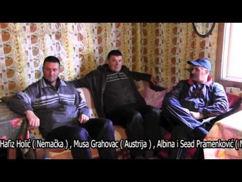 Hido Muratovic - Koza za Milku Kuc, selo Boljare.