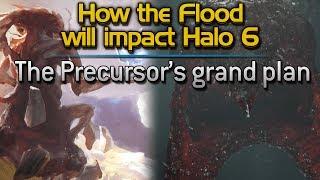 HOW THE FLOOD'S RETURN WILL IMPACT HALO 6 | The Precursor's grand plan
