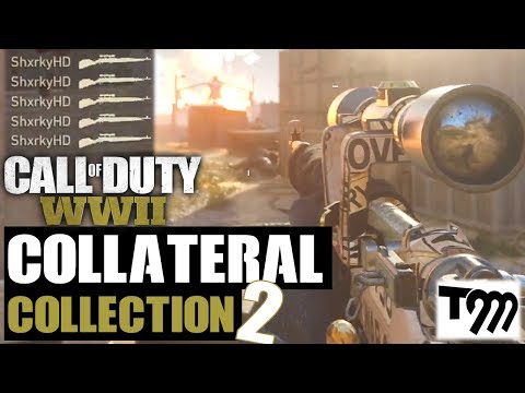 Call of Duty WW2 - Collateral Kills of the Week #2 (COD Top Plays)