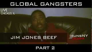 JOJO CAPONE SPEAKS ON MORE ISSUES W/ JIM JONES, GANG CULTURE, COSIGNS CHIEF KEEF AND MORE