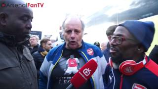 Man Utd vs Arsenal 1-1 | Why Are We Celebrating (Claude & TY Argue over The Draw)