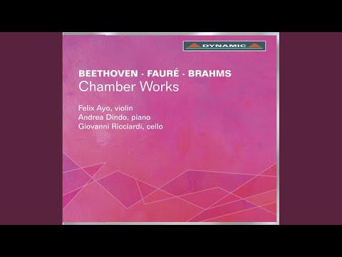 """Violin Sonata No. 5 in F Major, Op. 24 """"Spring"""": IV. Rondo: Allegro ma non troppo"""