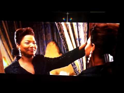 Last Holiday (2006) mirror scene-Queen Latifah