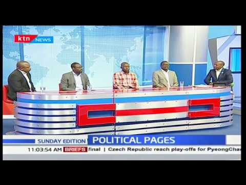 Sunday Edition: What Raila wants