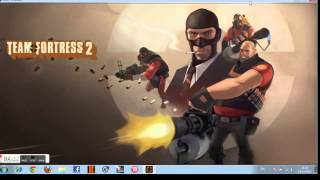 Team Fortress 2 no steam not working !