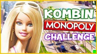 Barbie Combination Challenge Monopoly Combination Dila Kent