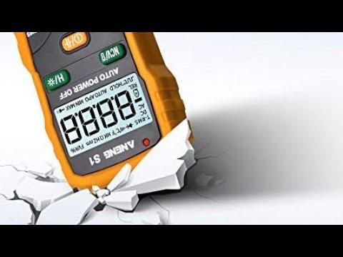 Aneng S1 CHEAP-O Multimeter  Review & Teardown!