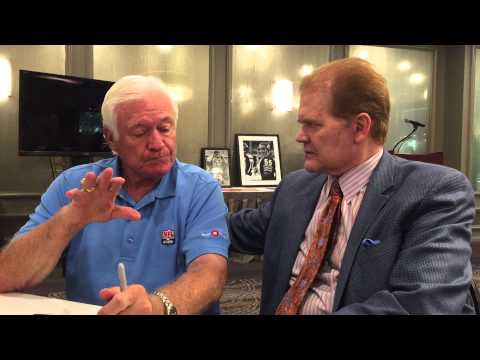 Chet Coppock interviews Ronnie Bull