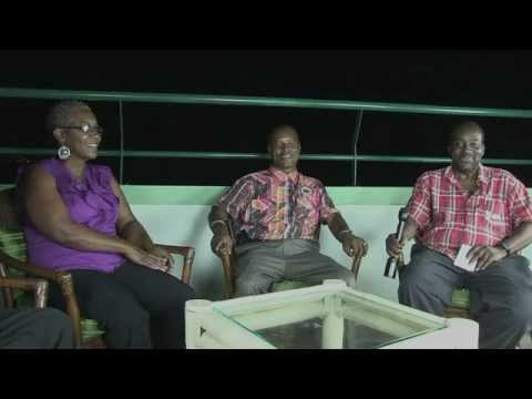 Vantage point on Languages spoken in Dominica with Margaret