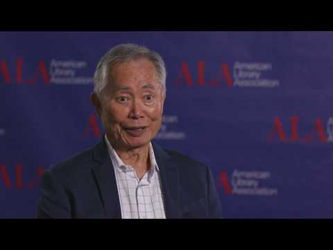 ALA Annual 2019 - George Takei on Japanese American Internment