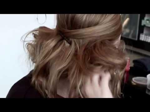 youtube håropsætning