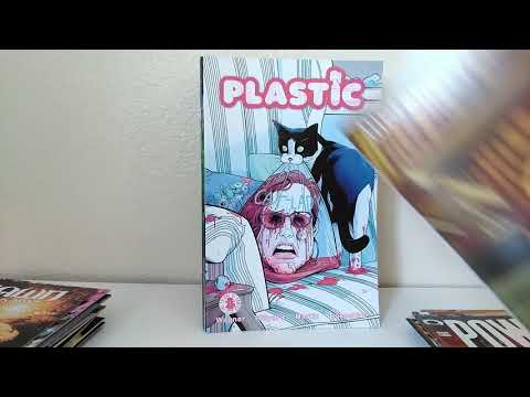 Image Comics Comic Book Mystery Box Grab Bag Blind Bag Value Pack Unboxing eBay Haul lol