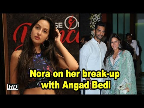 Nora Fatehi opens up about her break-up with Angad Bedi Mp3