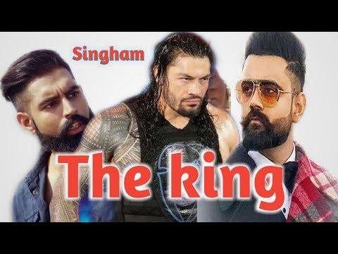 Download Lagu  The King    Amrit Maan    Parmish Verma    Roman Reigns   New Punjabi Song New 4K  2019 Mp3 Free