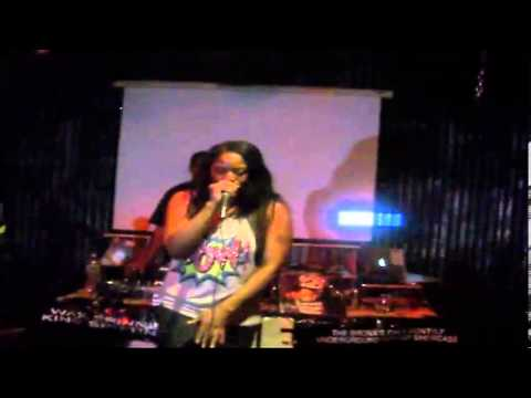 Apani B Fly Performing @ Camaradas (Art Of Lyrics Show)