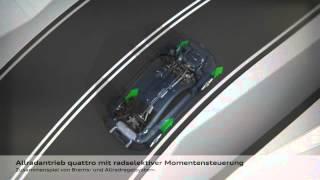 Der Quattro-Antrieb des Audi TT