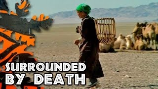 Mongolian Desert | Surrounded by death