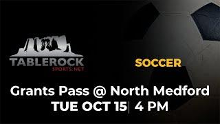 Girls Soccer: Grants Pass @ North Medford