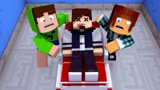 Minecraft : SALVEI UMA PESSOA QUE PRECISA DE AJUDA
