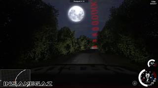 BeamNG Drive Night Rally Stage 3