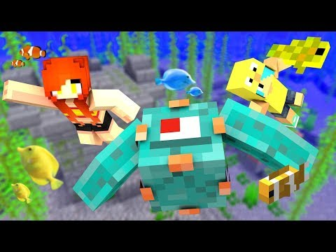 TROPICAL FISHIES! | Minecraft Summer Survival Episode 9! | MicroGuardian