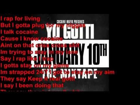 Real Shit (Lyrics)- Yo Gotti