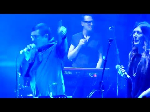 Paul Heaton & Jacqui Abbott - Five Get Over Excited - Royal Albert Hall, London - March 2016