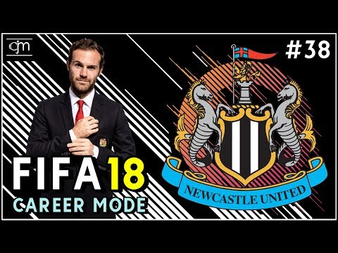 FIFA 18 Newcastle Career Mode: Menghadapi Chelsea & Manchester United #38