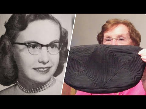 Woman Reunites With Purse She Lost 65 Years Ago