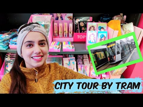 City Tour by TRAM and Mall visit - Luxembourg