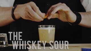 How To Make The Whiskey Sour - Best Drink Recipes