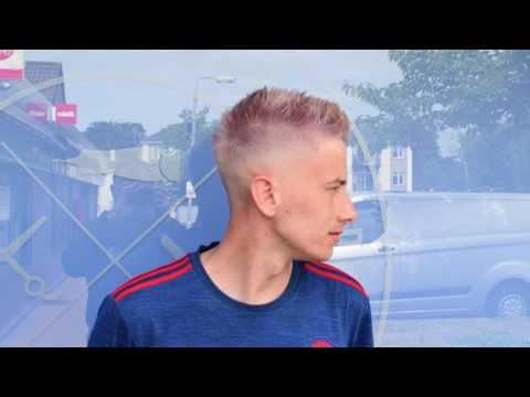 Harrys Barbershop Greenisland Promotional Video