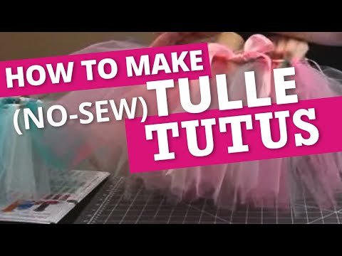 How To Make A Tulle Tutu Nashville Wraps