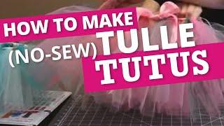 How to Make a Tulle Tutu | Nashville Wraps