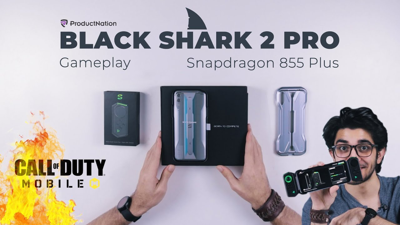 King of Gaming Phones?! - Black Shark 2 Pro Review & Call of Duty Gameplay