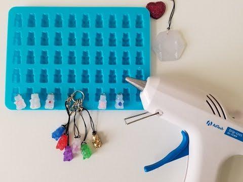 Hot Glue Gummy Bears / CRAFT FAIR Item!