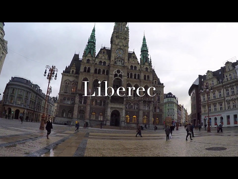 Welcome to Liberec, Czech Republic