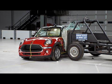 2016 Mini Cooper side test