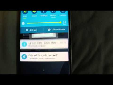 HOW TO DOWNLOAD FREE MUSIC ON GALAXY S6 (2015)