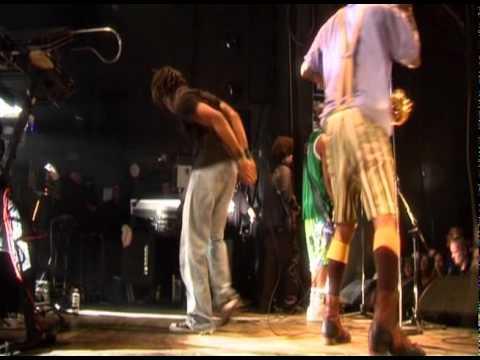 Bonin'In the Boneyard - Fishbone - Live In Bordeaux DVD