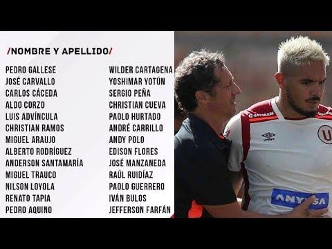 ¡LISTA de CONVOCADOS trae SORPRESAS! | TROGLIO:'' VARGAS es un jugador IMPORTANTÍSIMO''