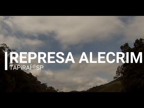 PESCARIA REPRESA ALECRIM TAPIRAÍ - SP