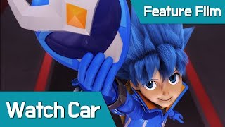[Power Battle Watch Car] Feature Film - 'RETURN OF THE WATCH MASK'  (3/3)
