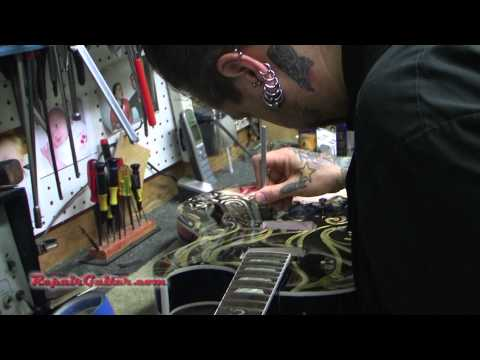 About Raritan Bay Guitar Repair