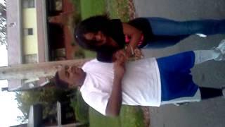Dayday vs james she beat him up