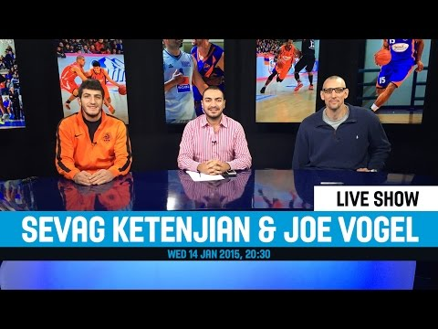 Special Episode with Sevag Ketenjian And Joe Vogel - Wednesd