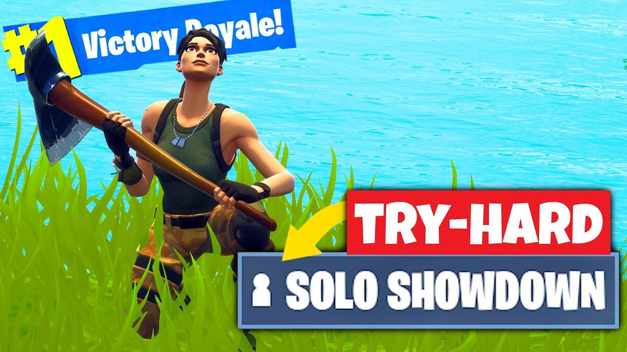 DEFAULT SKIN TROLLING in *COMPETITIVE* Fortnite Battle Royale