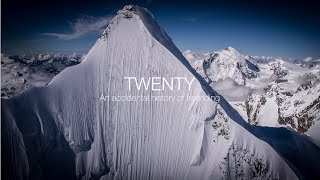 TWENTY - An accidental history of freeriding by Guido Perrini