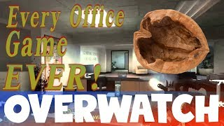 Every Office Game Ever! CS:GO OVERWATCH